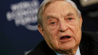 A Nervous George Soros Lashes Out At Donald Trump: He Wants You To Be Afraid