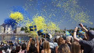 Insane media proclaims Sweden 'goodest' country in the world