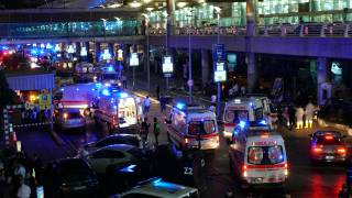 At least 36 killed in terror attack on Istanbul's Atatürk Airport