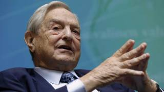 George SOROS: The One-Man Illuminati Machine