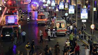 Islamic State commander identified as Turkey airport bombing mastermind