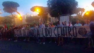 Italy: Invaders Flee from CasaPound