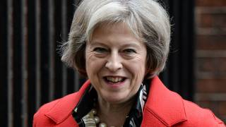 Home Secretary Theresa May Says Many Britons 'BENEFIT GREATLY' from Sharia Law