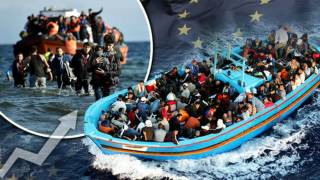 Migrant crisis getting worse: While politicians dither thousands more flood Europe