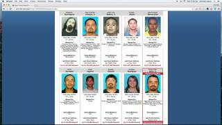 Texas' 'Most Wanted Fugitives' Are All Listed As White — Based On Their Names, Mugshots And Gang Affiliations, None Of Them Are
