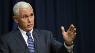 The Problem with Mike Pence: He's A Free Trade Globalist