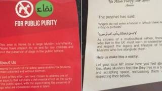 "Muslims Demand Locals Don't Walk Dogs In Public – Violation Of Sharia And ""Disrespects"" Them"
