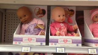 Calgary woman questions if different prices for dolls with different skin colour is racist