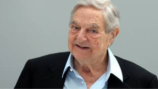 George Soros returns to politics, donates $25 million to Hillary and other liberal causes