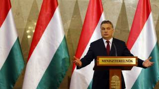 "Orbán: ""Migrants"" a Poison, and EU a Threat"