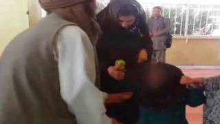 Girl, six, is forced to marry 55-year-old man in exchange for a GOAT being given to her father in Afghanistan