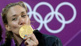 """I was born to have babies"": U.S. Olympian sparks feminist outrage"