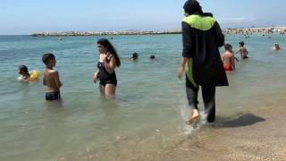 Cannes Bans Full-Body 'Burkini' Swimsuits From Beaches