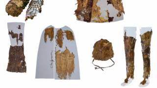 DNA traces origins of Iceman's ragtag wardrobe