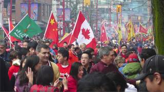 305,000+ More Chinese for Canada