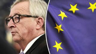'Borders are the worst invention' Deluded Juncker says MORE EU is antidote to nationalism