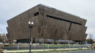 Congresswoman warns of 'Alt-Right' surge in hailing opening of African-American history museum this week