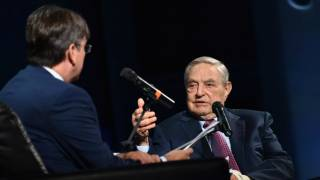 George Soros Is Investing $500 Million in Refugees