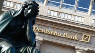 Deutsche Bank May Ultimately Need a State Bailout