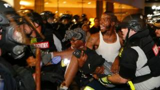 Charlotte Protest Turns Violent, Governor Declares State of Emergency and Deploys National Guard