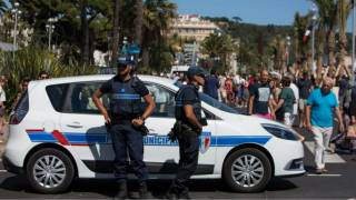 Police in France arrest teenagers in Nice on suspicion of terrorism
