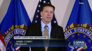 FBI Director Comey Took Millions from Clinton Foundation Defense Contractor