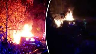 Car Blazes Leaves Families Terrified Norway Will 'Go Up in Flames' as Malmo Attacks Spread