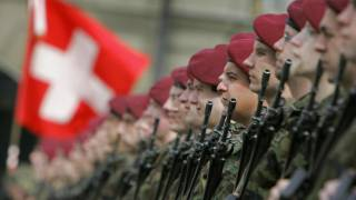 Vegan Allowed to Serve in Swiss Army in Landmark Case