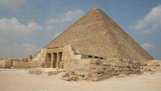 Two Mysterious 'Secret Chambers' Discovered Inside Egypt's Great Pyramid Using Cosmic Rays And Space Particles