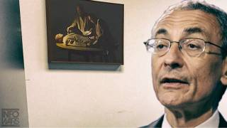 Art Depicting Cannibalism Hangs In Podesta's Campaign Office