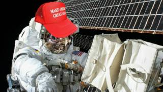 Trump to 'Free NASA' and Set Sights on Further Space Exploration
