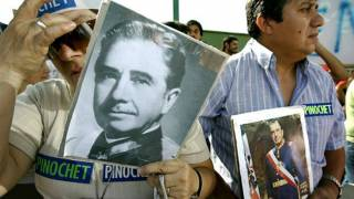 Augusto Pinochet's Grandson to Launch New Rightwing Party in Chile