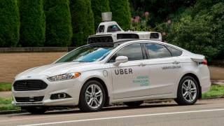 Self-driving Uber SUVs Caught Running Red Lights in San Francisco
