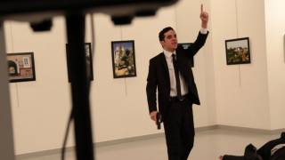 Russian Ambassador Assassinated in Turkey