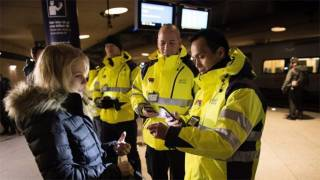 Migrant crisis: Sweden border checks come into force