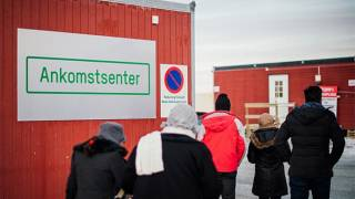 Three-year-old boy is raped 'by multiple people' at asylum centre in Norway