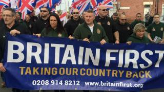 Media desperately try to incriminate Britain First in shooting of Labour MP Jo Cox based on hearsay and unconfirmed sources