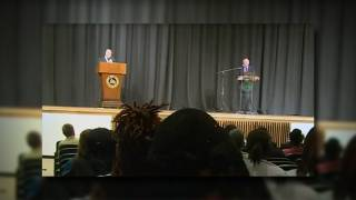 Racial Diversity Debate Between White Nationalist and KSU Professor Held Thursday Night