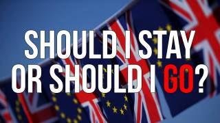 Brexit video: 'Should I Stay or Should I Go?'