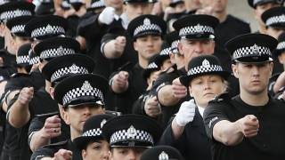 Scottish Police to Add Hijab Uniform Under 'Diversity Plan'