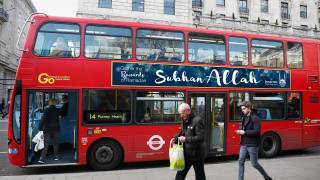 'Allah is Great' Adverts Approved on Busses in London, Church of England Ads Refused in Cinemas