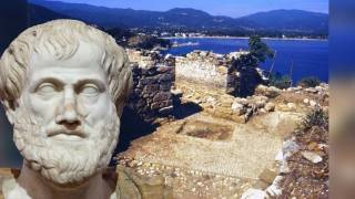 Greek archaeologist claims he's found the tomb of Aristotle