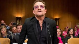 U2's Bono testifies before Congress on the refugee crisis