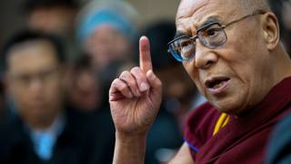 Dalai Lama Thinks Europe Has Let In 'Too Many' Refugees and It's True