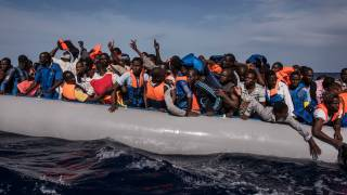 10,000 Africans per Week Invade Italy
