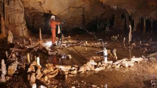 French cave yields rings Neanderthals apparently made from stalagmites 176,500 years ago
