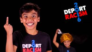 "Mexicans Kids to Donald Trump: ""F*ck you!  Racist f*ck!"""
