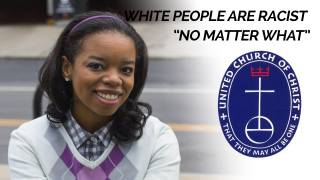 "Black Christian Says White People are Racist ""No Matter What"""