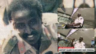 Somali War Criminal & Murderer Found working as DC Airport Security Guard