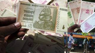 Zimbabwe To Print Its Own US Dollars Amid Severe Cash Shortage
